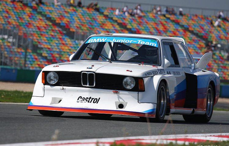 rFactor2 - Slovakiaring - BMW 320 Turbo Gruppe 5