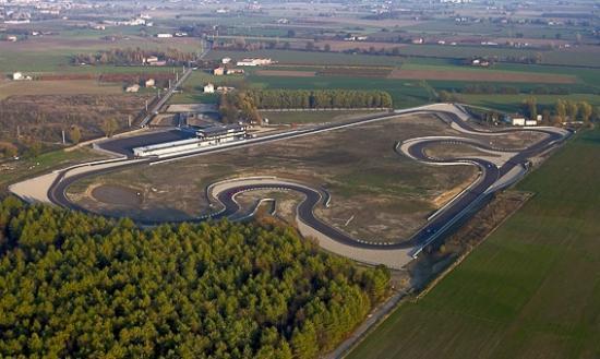 Assetto Corsa - Autodromo di Modena - pályakép