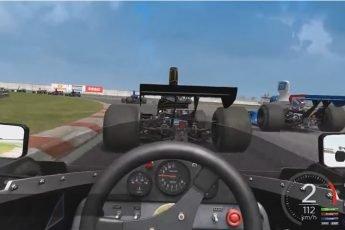 Automobilista – retro Formula 1-es verseny Jacarepagua-ban