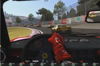 Assetto Corsa – Ferrari 288 GTO verseny Toscana Grande Premio verzióján