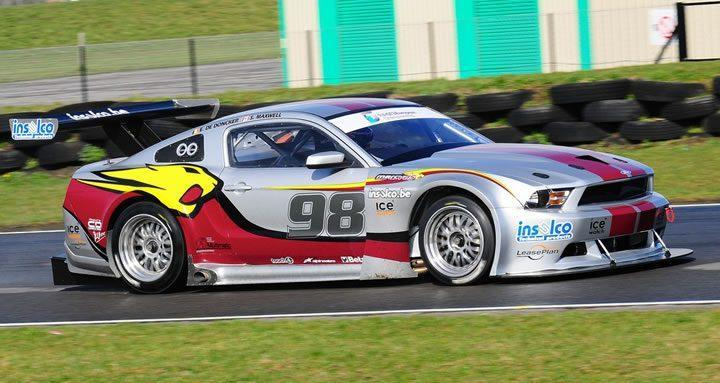 Raceroom - Ford Mustang GTR3