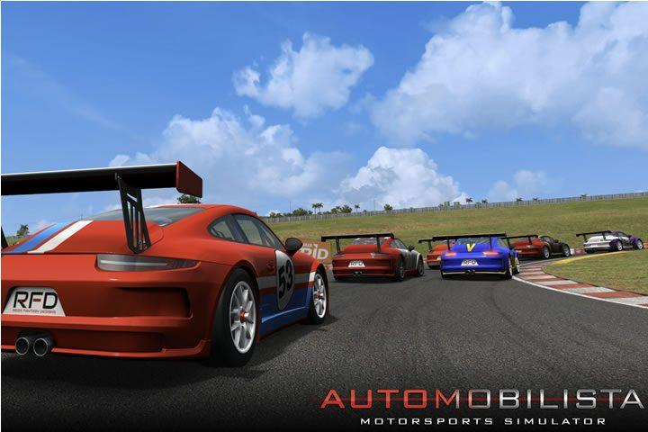 Automobilista - Interlagos - Porsche 911 Boxer Cup