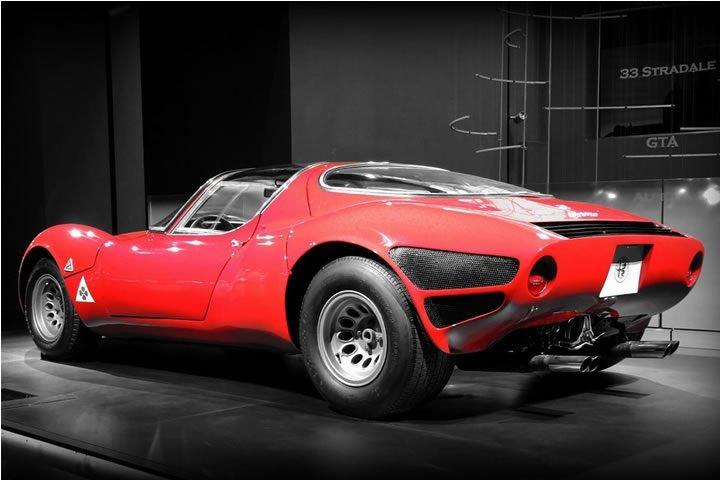 Assetto Corsa - Eastern Creek - Alfa Romeo 33 Stradale