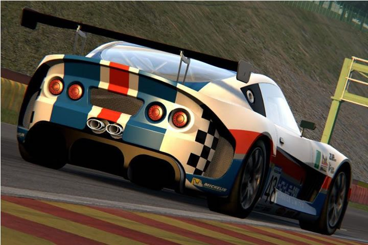 Assetto Corsa -Ginetta G55 Supercar GT4