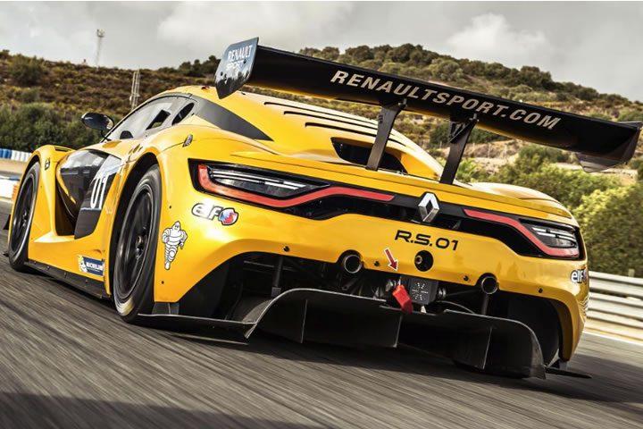 Assetto Corsa - Paul Ricard Blancpain - Renault RS 01