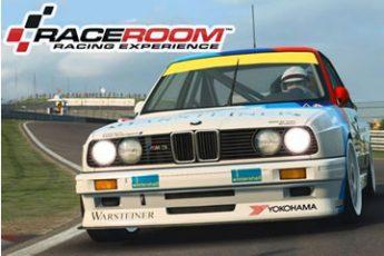 Raceroom  – DTM 1992 retro túraautó verseny Zolder-ben (SRS)