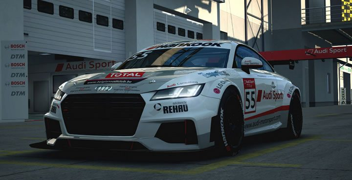 Raceroom - Audi TT Cup