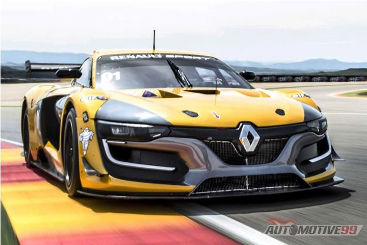Assetto Corsa - Nürburgring - Renault RS01