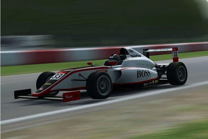 Raceroom - Road America - Formula 4 Tatuus