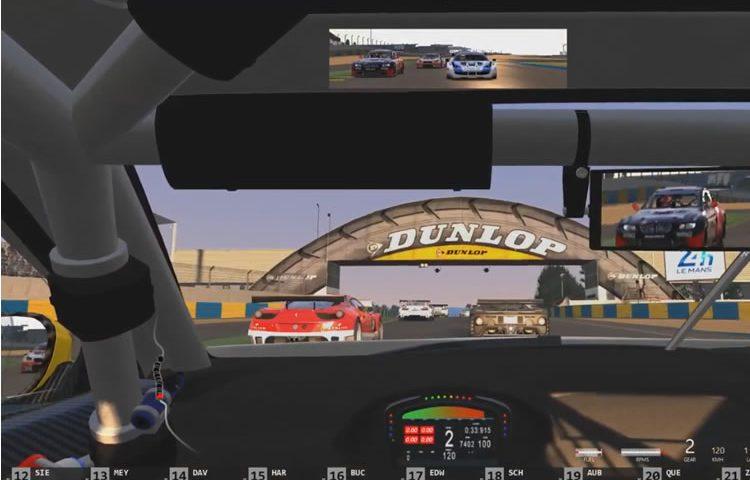 Assetto Corsa - Le Mans - BMW M6 GTE