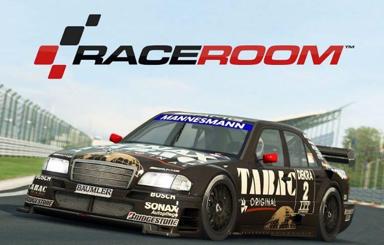 Raceroom - Chang GP - AMG Mercedes Cklasse DTM 1995