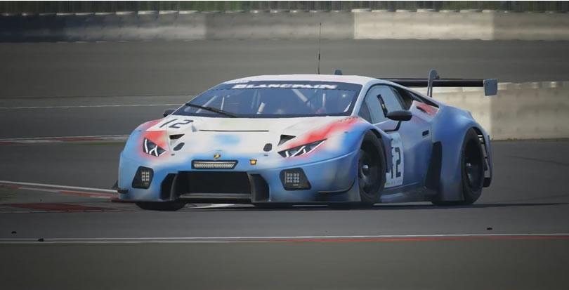 Assetto Corsa Competizione - Nürburgring - Lamborghini Huracan GT3 - post