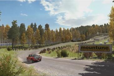 Dirt Rally – Pasturi, Finn Rally egy Lancia Fulvia-val