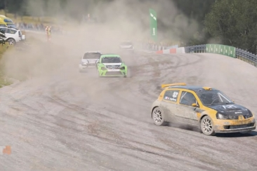 Dirt 4 – test-test elleni rallikrossz küzdés Norvégiában