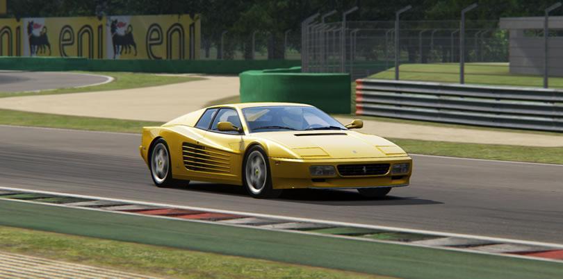 Assetto Corsa - Monza - Ferrari 512 TR S1 - featured