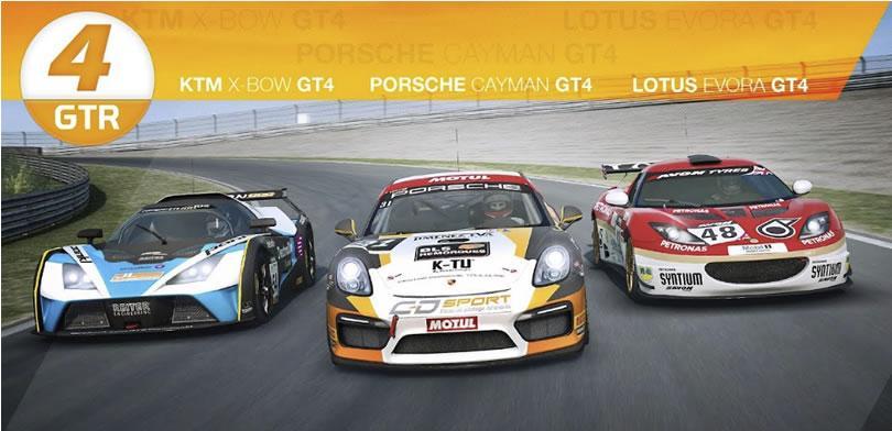 Raceroom - Lotus Evora GT4