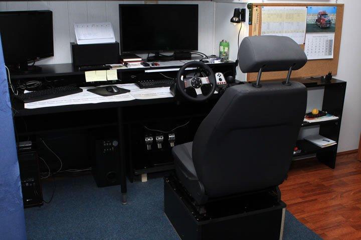 Saját készítésű és költséghatékony cockpit otthon vagy irodában