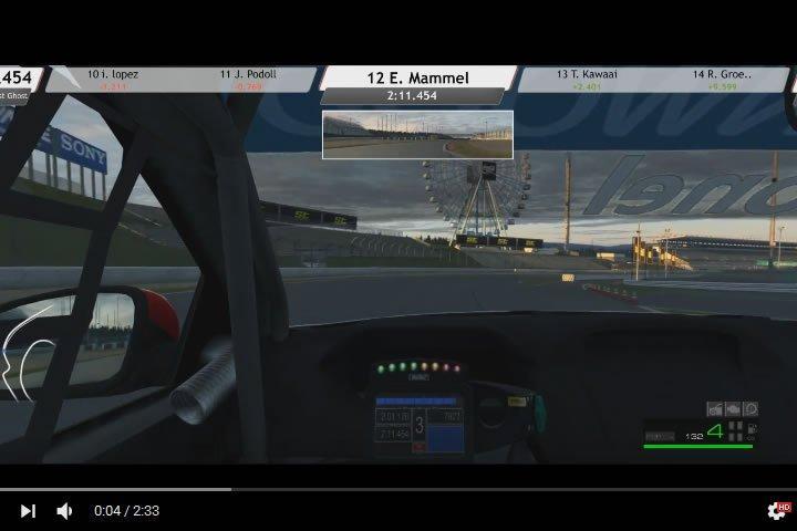 Raceroom - Suzuka - Chevrolet Cruze TC1