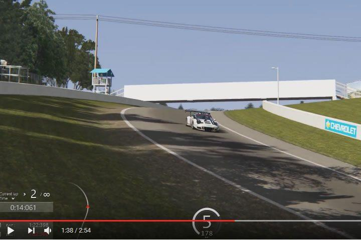 Assetto Corsa add-on pályák bemutató – Mosport, kanadai hullámvasút
