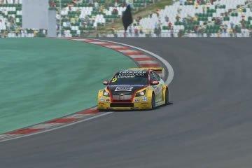 Raceroom Experience - eSports FIA WTCC - 4. forduló (Portiamo, kvalifikáció és setup)