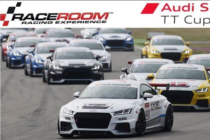 Raceroom - Audi TT Cup 2016 verseny Koreában