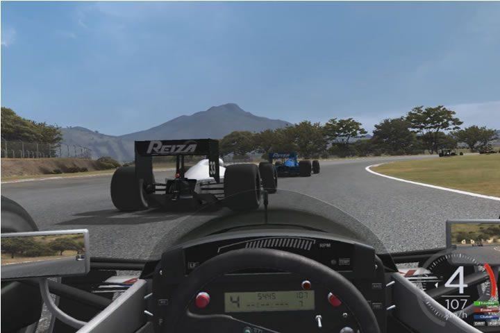 Automobilista - Formula Classic verseny Ibarra versenypályán