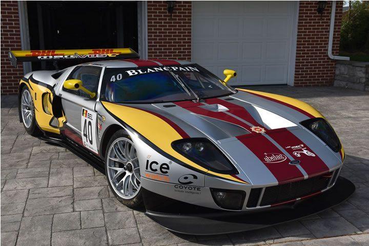 Raceroom - Shanghai WTCC - Ford GT40 GT1