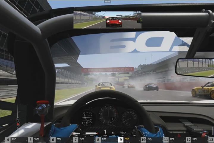 Assetto Corsa - Mazda MX5 Cup verseny a Red Bull Ring-en (Sim Racing System)