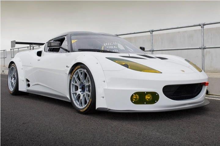 Assetto Corsa - Lotus Evora GX verseny Spa-Francochamps-ban