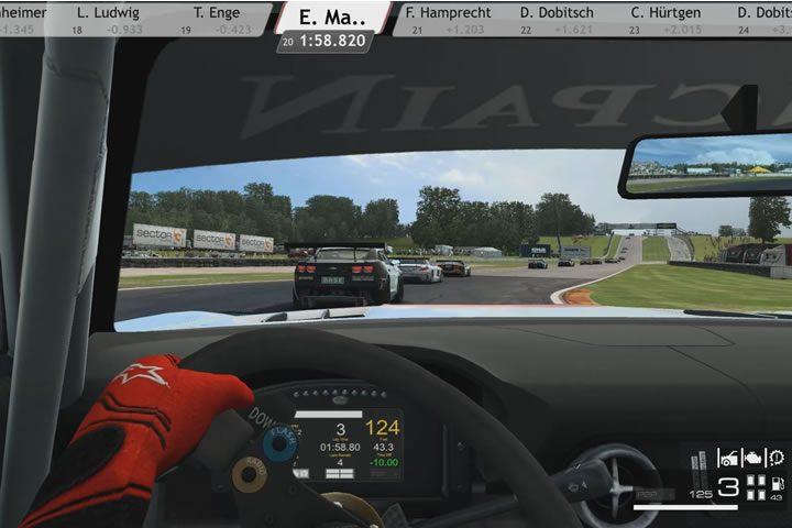 Raceroom - GTR3 verseny az újonnan megjelent pályán - Road America