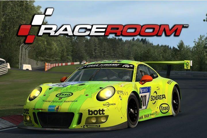 Raceroom - GTR3 verseny Monza-ban, avagy nem mindenki ér célba