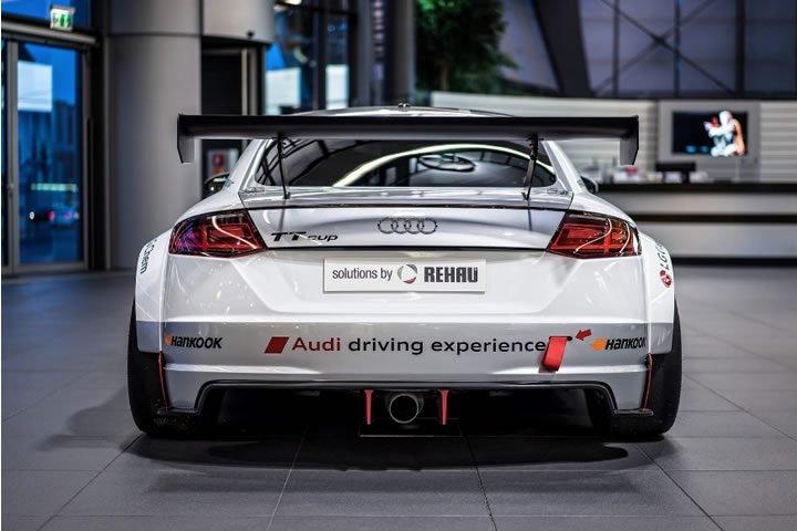Assetto Corsa - Audi TT Cup verseny a Nürburgring-en (SRS)