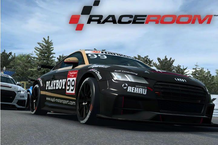 Raceroom - Audi TT Cup verseny a Hockenheimring-en (SRS)