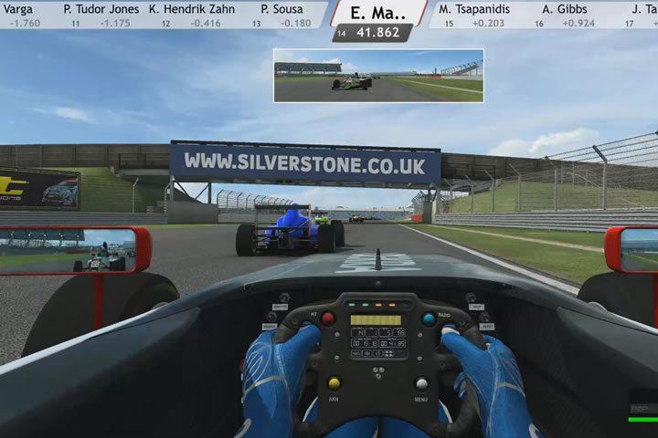 Raceroom - Silverstone GP - Tatuus F4