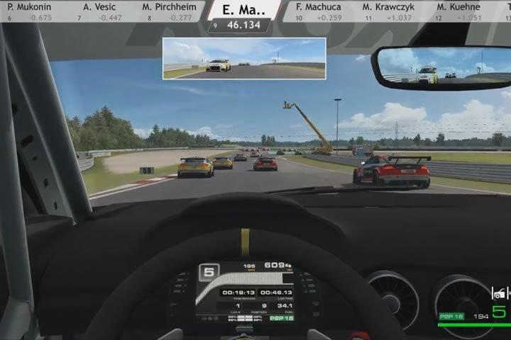 Raceroom - felzárkózós Audi TT Cup verseny a Slovakiaring-en (SRS)