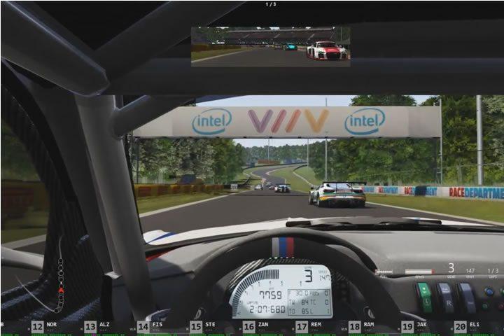 Assetto Corsa - GT3-as tesztverseny a Forli Ring GP vonalvezetésén