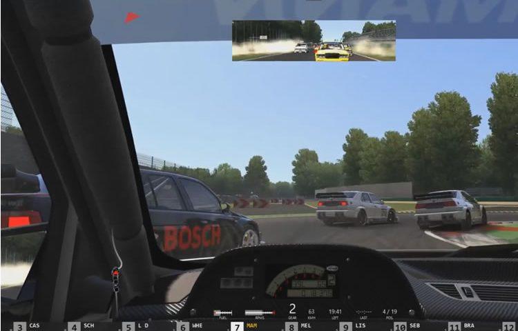 Assetto Corsa - Monza - DTM classic