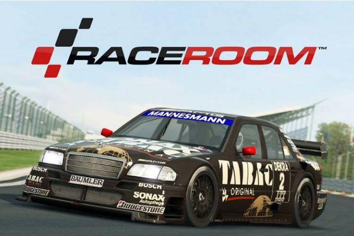 Raceroom - AMG Mercedes C-Klasse DTM 1995 és Circuit Chang GP