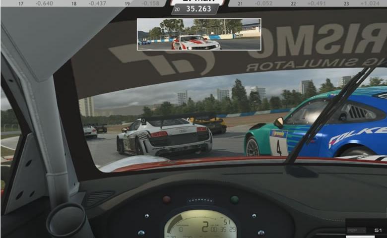 Raceroom - Zhuhai - Ruf RT12R GTR3