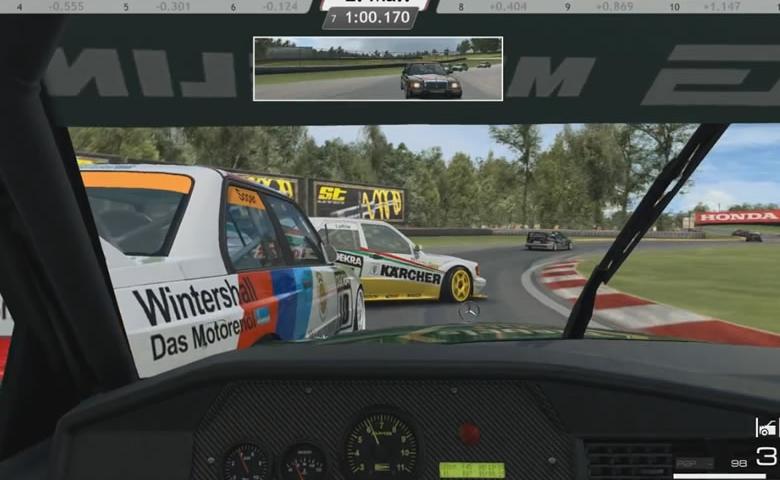Raceroom - Mid-Ohio - DTM 1992