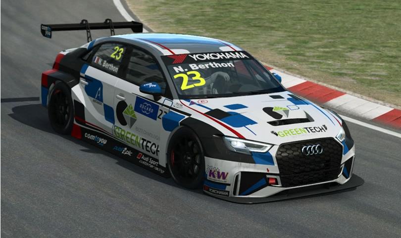 Raceroom - Zandvoort - WTCR