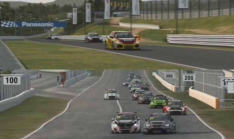Raceroom - Suzuka és Zhuhai - Honda és Hyundai WTCR
