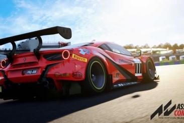 AC Competizione - Misano GP Circuit és Ferrari 488 GT3
