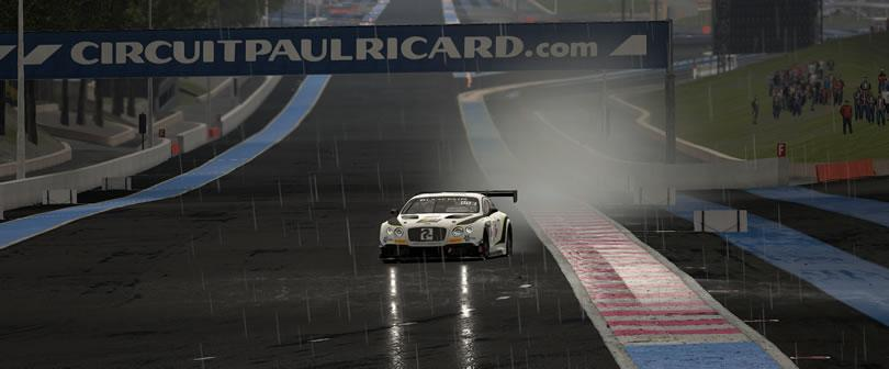 Assetto Corsa Competizione - Paul Ricard - Bentley GT3 -featured