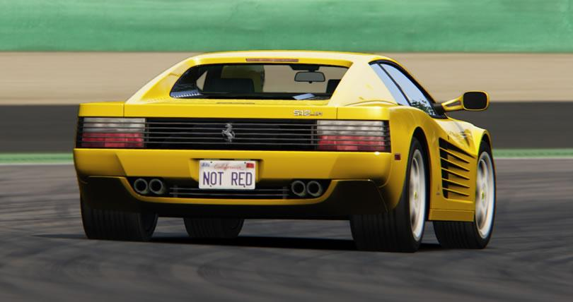 Assetto Corsa - Monza - Ferrari 512 TR S1
