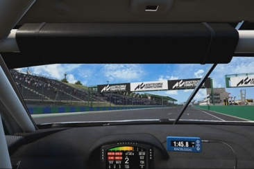 Assetto Corsa Competizione - Hungaroring és BMW M6 GT3